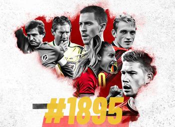 Duik in de Belgische voetbalgeschiedenis voor de 125ste verjaardag van de KBVB