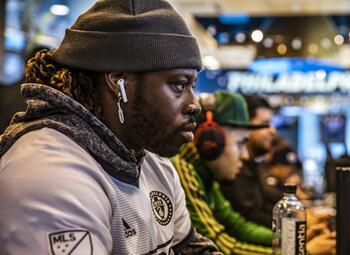 Un joueur professionnel de NFL s'est lancé dans l'e-sport sur FIFA 20