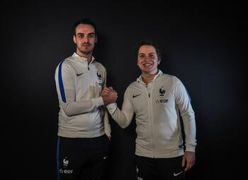 Brian est le nouveau sélectionneur de l'équipe de France eFoot