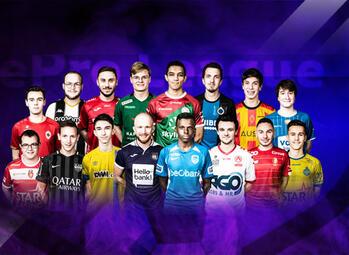 Proximus ePro League: een overzicht halverwege het seizoen