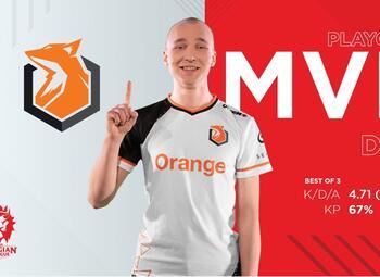 Belgian League: reguliere klassement wordt gerespecteerd in play-offs