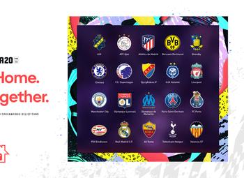 Aucune équipe belge présente à la Stay and Play Cup sur FIFA 20