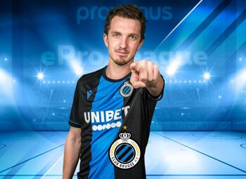 """De ploeg en persoonlijke tactiek van Club Brugge-speler """"Laurientes"""""""