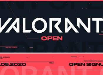 Fnatic Proving Grounds: Valorant Open : Ex6TenZ, iDex et ScreaM participeront