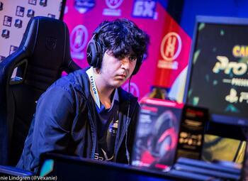"""Takamura"" remporte le Tarmac Benelux Invitational sur Street Fighter V"