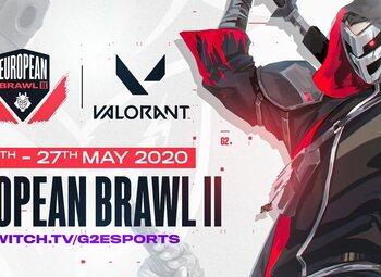 G2 Esports European Brawl II : les Belges encore au sommet sur Valorant