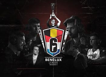 Rainbow 6 Benelux League: uX Gaming verovert laatste play-offticket