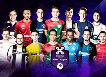 Wie wint de Proximus ePro League? Enkele Belgische persoonlijkheden geven hun pronostiek