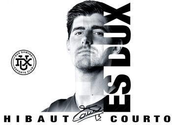 Thibaut Courtois investit dans l'e-sport et la structure DUX Gaming