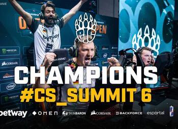 BIG is grote winnaar van de cs_summit 6