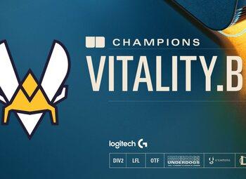 Underdogs League of Legends : Vitality l'emporte, le Belge Moopz battu en quart