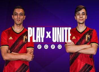 Play x Unite 2020: België eindigt laatste in zijn groep, maar is nog niet uitgeteld