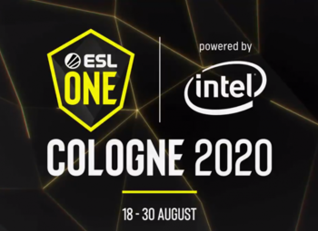L'ESL One Cologne sera joué en ligne