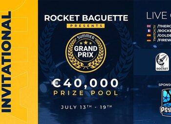 Rocket Baguette : Summer Grand Prix – La Belgique échoue en finale