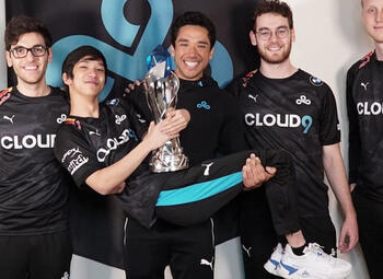 Nisqy en Cloud9 heersen over de LCS