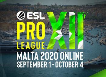 ESL Pro League 12 : Malta 2020 Online