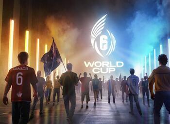 Ubisoft wakkert de passie aan met eerste WK R6S