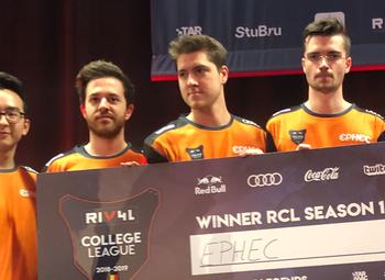 La Belgian College League va (enfin) connaître ses champions