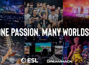 CS:GO : ESL et la Dreamhack désormais rassemblés sous une même entité