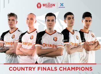 Country Finals : Sector One is de grote kampioen!