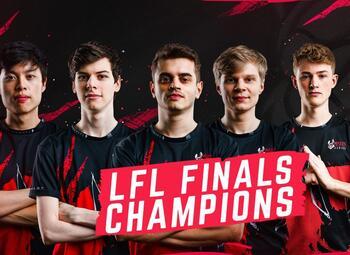 LFL : Le Belge Targamas et Misfits Premier sont champions de France !