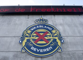 Jupiler Pro League - Waasland-Beveren a présenté son nouveau CEO