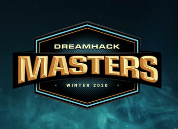 Volg de Dreamhack Masters Winter live op Pickx.be!