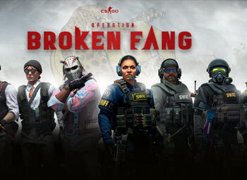 Update CSGO: Operation Broken Fang
