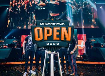 Retrouvez la Dreamhack Open December en direct sur Pickx !