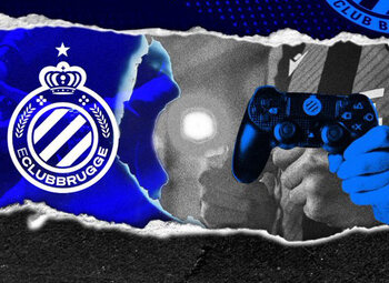 Le Club de Bruges se lance sur Counter-Strike