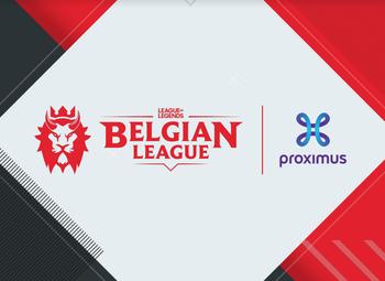 Volg live de tweede week van de Belgian League!