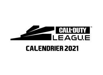 Le calendrier de la Call of Duty League 2021 enfin révélé