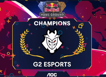 Valorant : G2 Esports remporte le Red Bull Home Ground