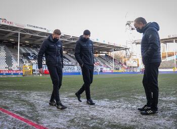 Charleroi - Club Bruges finalement reporté en raison de l'état du terrain