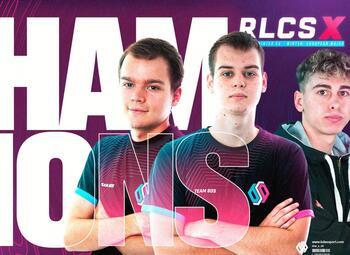 Rocket League : Team BDS remporte le Major hivernal européen