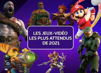 Quels jeux-vidéos attendre pour 2021 ?