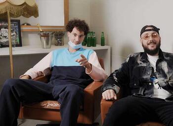 Bekijk het VICE Interview met Caballero & JeanJass