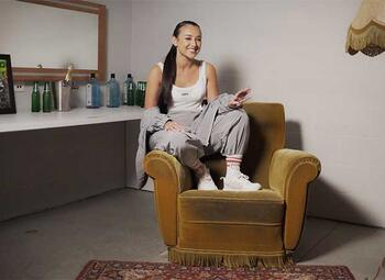 Regardez la VICE Interview avec Cyra Gwynth