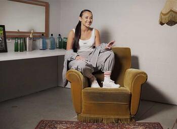 Bekijk het VICE Interview met Cyra Gwynth