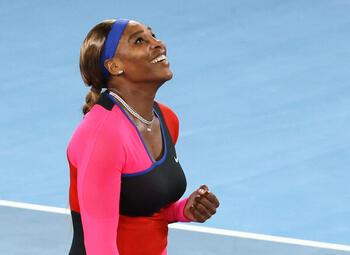 Wordt Serena Williams de grootste in de geschiedenis van het vrouwentennis?