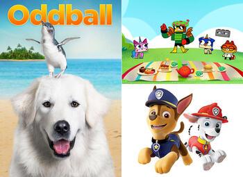 All Kids presenteert … elke dag dierenplezier!