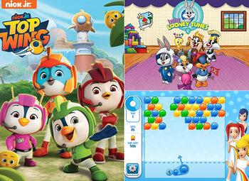 All Kids presenteert … spanning en avontuur met Baby Looney Tunes, Top Wing en K3 Ballon Party!