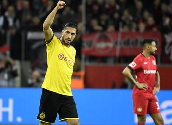 Leverkusen – Dortmund : Qui restera dans le sillage du Bayern?