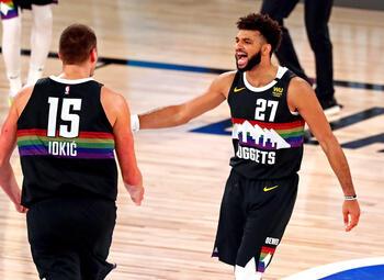Denver haalt onverwachte overwinning en stoot door naar finale tegen Lakers