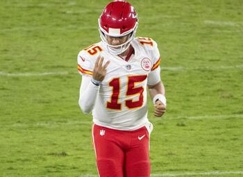 Un choc entre New England Patriots et Kansas City Chiefs au programme de la 4ème journée de NFL