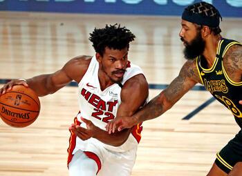 Jimmy Butler blaast NBA-finale nieuwe leven
