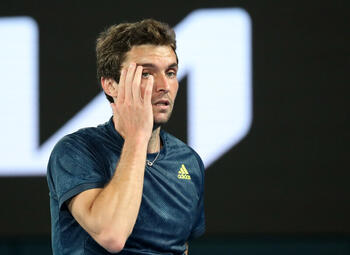 Gilles Simon, David Goffin, Simona Halep: hoe gaat de tennissport om met de pandemie?