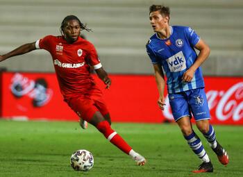 Gent-Antwerp en Beerschot-Club Brugge blikvangers van 20ste speeldag