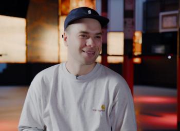 Bekijk het VICE Interview met Brihang