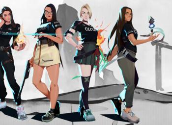 Cloud9 verwelkomt een volledig vrouwelijk Valorant-team